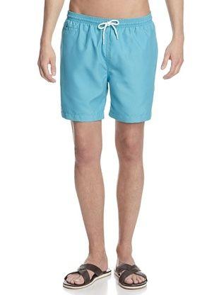 60% OFF TRUNKS Men's San-O Swim Shorts (Turquoise)