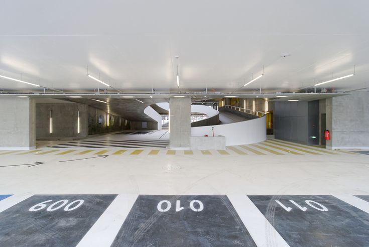 Imagem 5 de 31 da galeria de Edifício Garagem em Grenoble / GaP Grudzinski & Poisay Architectes. Fotografia de Baptiste ROBIN