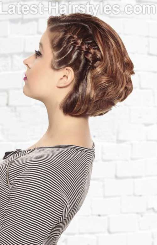 braids for short hair - Google Search