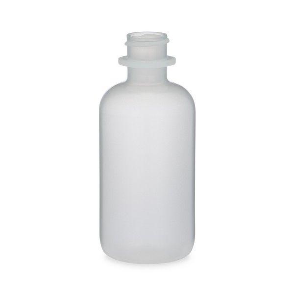 4 Oz Natural Pp Plastic Boston Round Bottle Cap Not Included Bottle Bottle Cap Oz Naturals