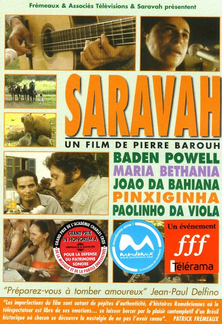 DVD: Saravah – A Film By Pierre Barouh (DVD)