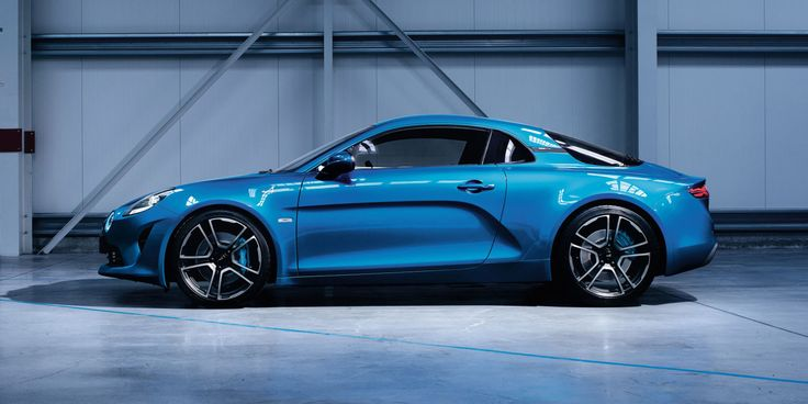 The New Alpine A110 Is Here