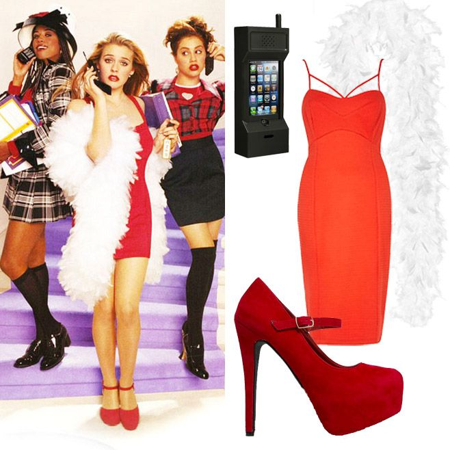 dress up in 80s and 90s movies inspired costumes for halloween - 80s Movies Halloween Costumes Ideas