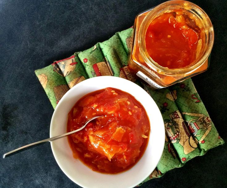 Recipe Double Trouble Fennel and Tomato Chutney by Dani Valent - Recipe of category Sauces, dips & spreads