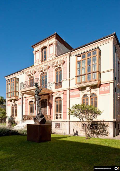 villa-flora-Llanes