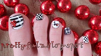 .: Pedicures Idea, Nails Design, Pretty Toe, Cuy Toe, Nails Art Idea, Pedi Art, Toe Nails, Nails Polish Design, Konad Pedicures