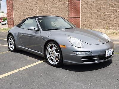 2006 Porsche 911 Carrera 4S 2006 Porsche 911 Carrera 4S - Cabriolet -  89K Miles - Low Reserve