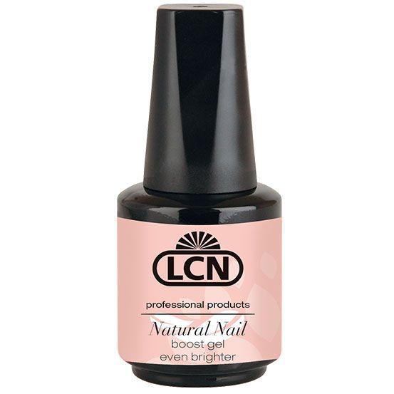 """Natural Nail Boost Gel """"Even Brighter"""" im LCN Shop von Wilde Cosmetics GmbH"""