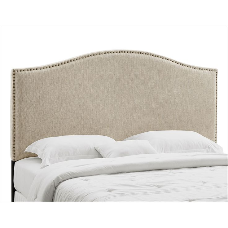 Wyatt King/California King Headboard - Linen