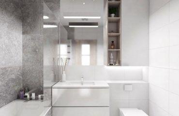 Entzuckend Kleines Bad Einrichten   51 Ideen Für Gestaltung Mit Dusche #bathroom #style