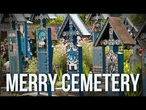 This Might Be the World's Most Cheerful Cemetery | Mental Floss
