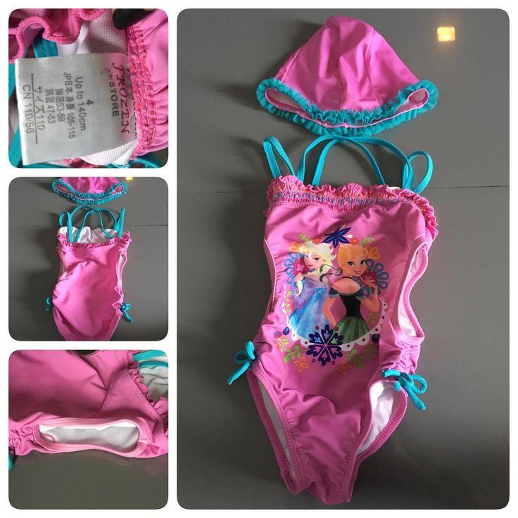 #frozen swimming suit kids 4y used 590 b Line id: kannika_ti #kids #swimsuitkids #swimsuit #elsa #frozenswimsuit http://misstagram.com/ipost/1546108146166973452/?code=BV04SrUnsQM