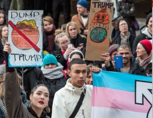 'Not My President's Day' Actions Across the U.S. Call for Trump's Impeachment on President's Day Weekend | Alternet