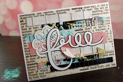 Just some Little Pretty Cards – Shop and Crop Scrapbooking