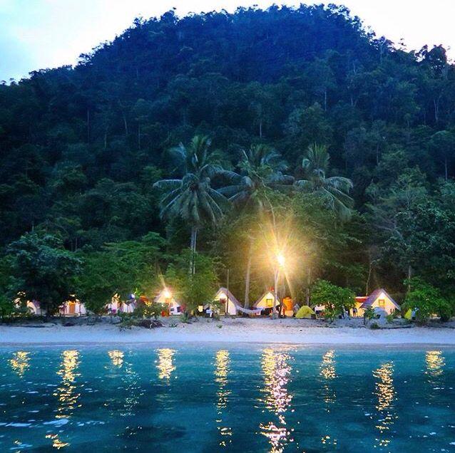Labengki, Sulawesi Tenggara