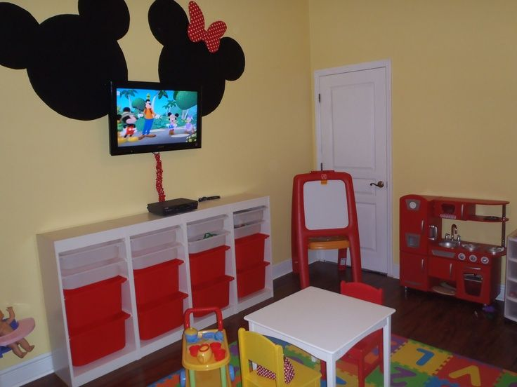 Interesting-and-Funny-Kids-Play-Room-Furniture-Design-Ideas-Funny-And-Interesting-Mickey-Mouse-Interior-Decor-Design-Ideas-Minnie-Mickey-Mouse-Playroom- ...