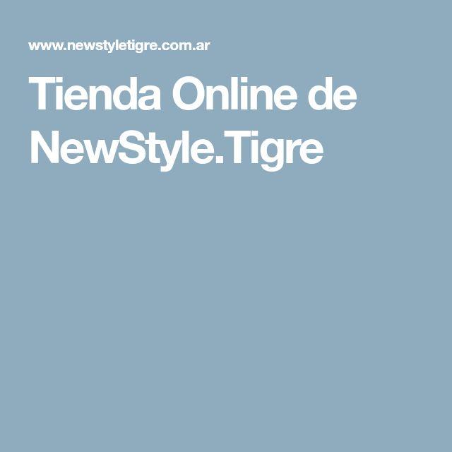 Tienda Online de NewStyle.Tigre