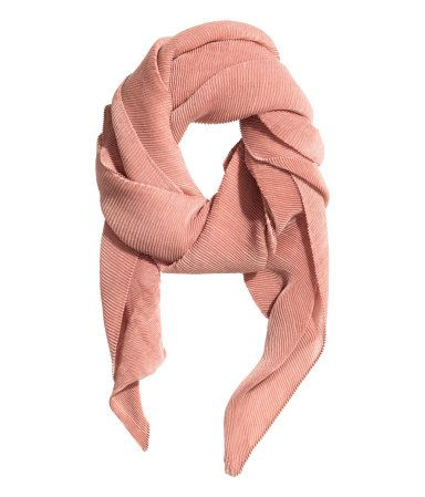 Product Detail | H&M SA Pleated scarf SR 79