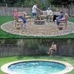 Innovative Hidden Swimming Pool