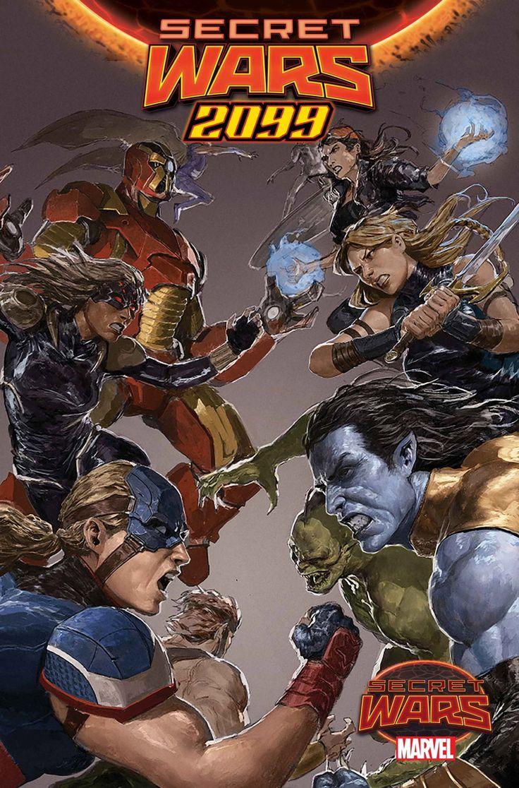 Marvel Comics Full JULY 2015 SOLICITATIONS | Newsarama.com