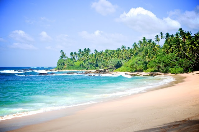 Tangalle Beach, Sri Lanka, been there in october 2012