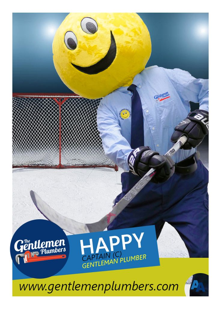 Happy #WorldSmileDay. How can our plumbers make you smile today? #Calgary #Edmonton #Lethbridge #MedicineHat #RedDeer #Alberta www.thegentlemenplumbers.com