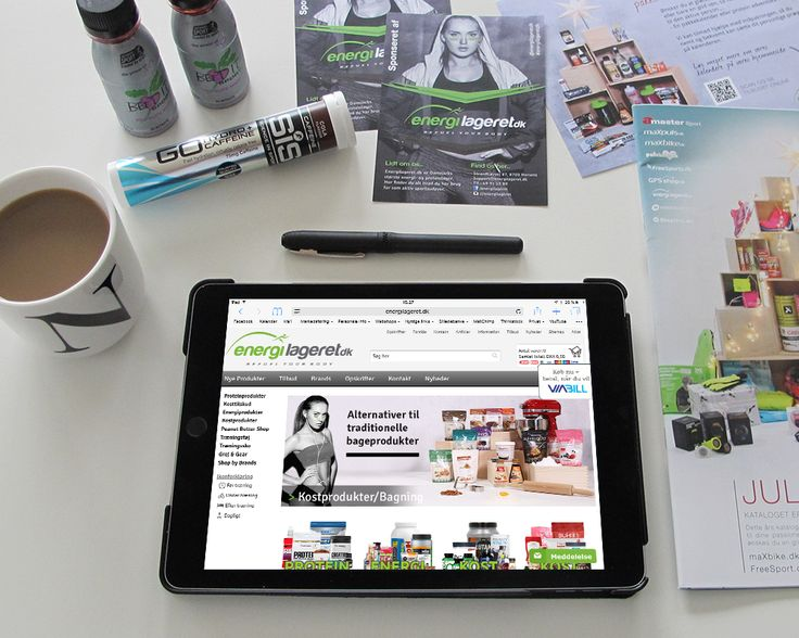 Webbanner for Energilageret