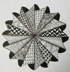 Bildergebnis für Steps to Drawing Zentangle Designs
