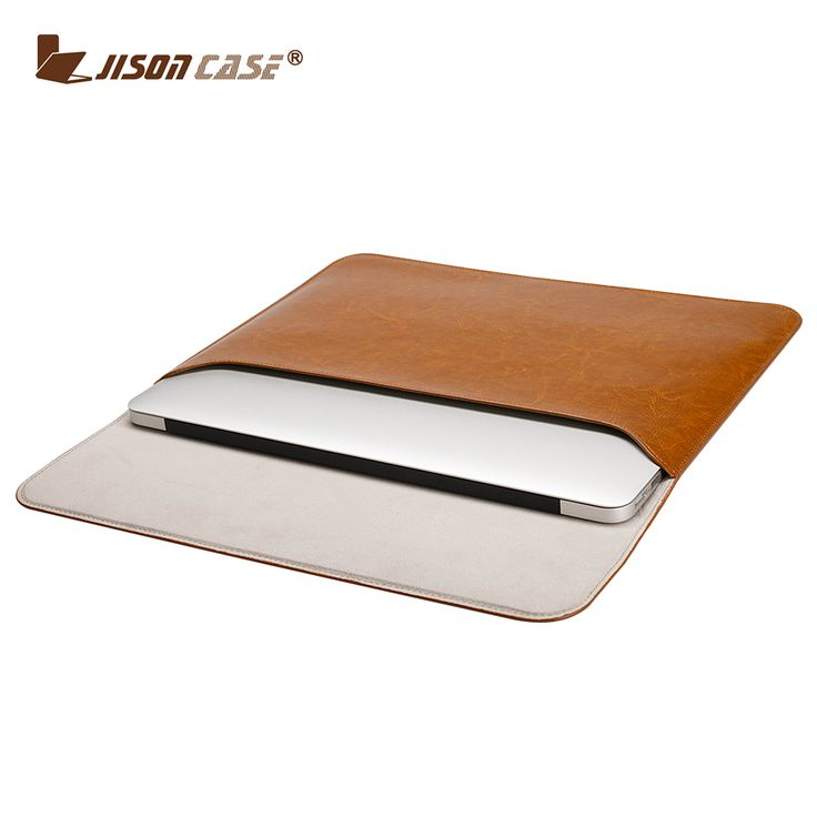 High Quality Business Style Luxury Serious Leather Case for MacBook Pro 13 inch Retina Latop Sleeve