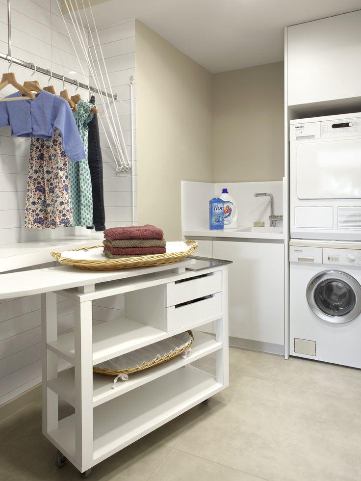 Molins interiors arquitectura interior interiorismo for Mobiliario lavadero