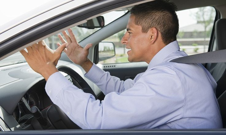 Get stressed in traffic jams? Be warned. It could harm your mental health years later
