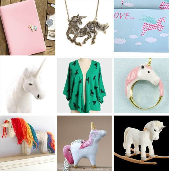 domingos adorables: unicornios   Mi Low Cost