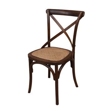 French Country crossback dining chair - French provincial style in Sydney, Australia