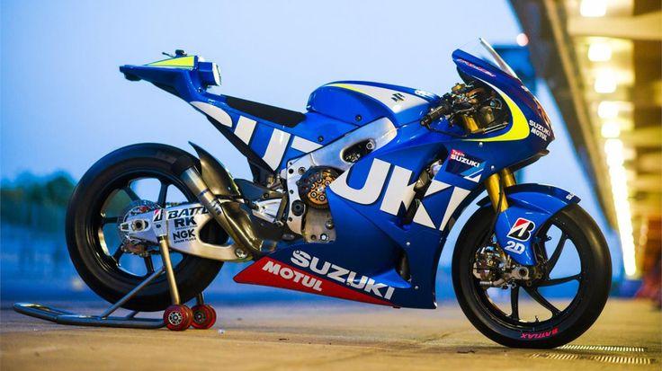 Suzuki Test @ Circuit of Americas,Texas. Looking forward to them returning to MotoGP in 2015.