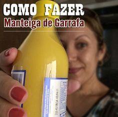 Manteiga clarificada /de Garrafa