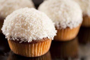 Muffins banane - coco
