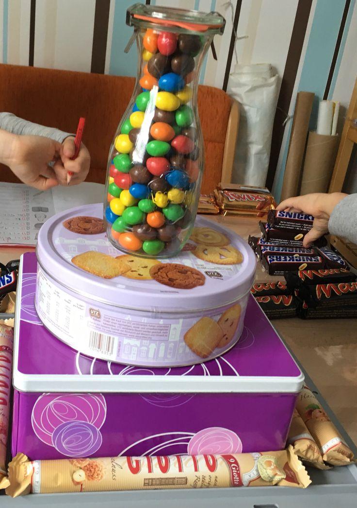Süßigkeiten - Torte