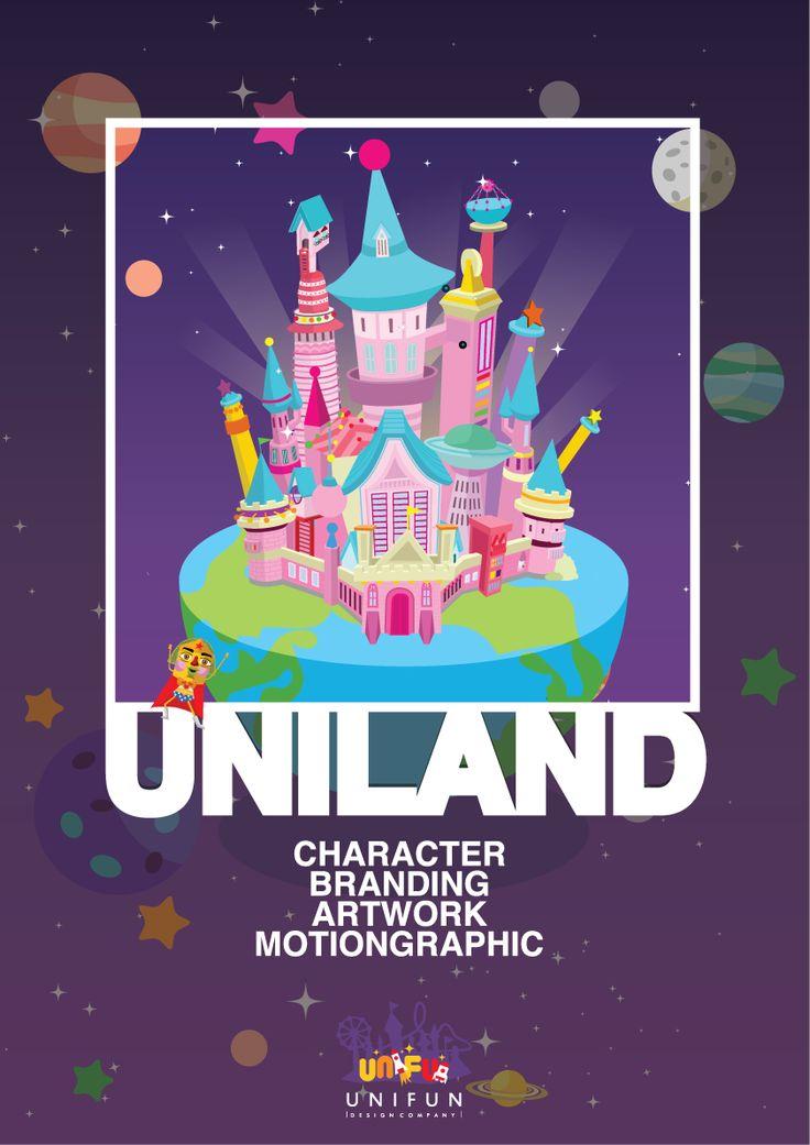 UNILAND 2 on Behance