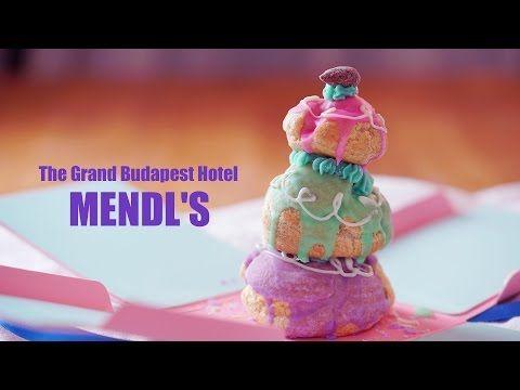 [VIDEO] 영화 '그랜드 부다페스트 호텔' 속 멘들스 : The Grand Budapest Hotel MENDL'S , Courtesan au Chocolat : 꿀키 - YouTube