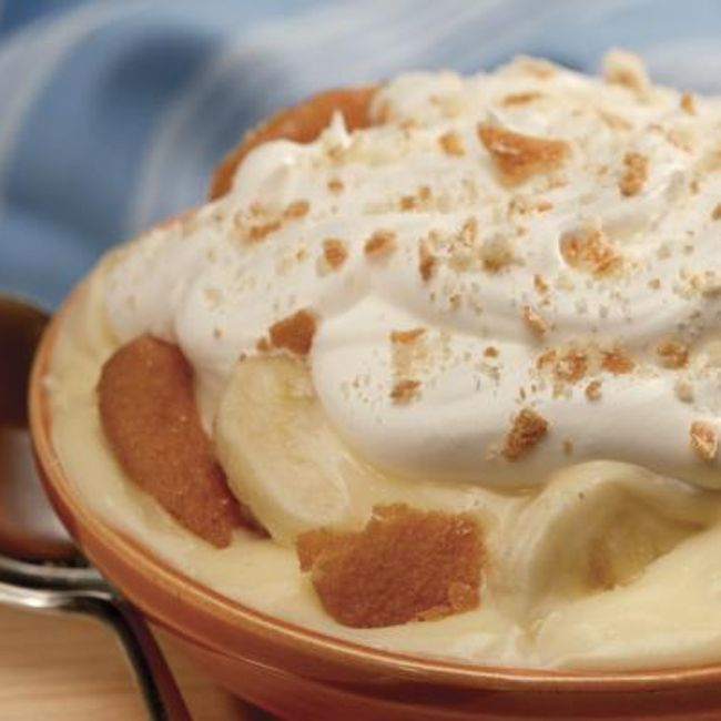 Golden Corral's Banana Pudding is listed (or ranked) 4 on the list Golden Corral Recipes