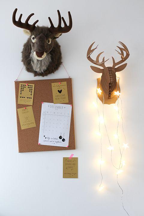 Welkom! - Elske  Printable Kalender
