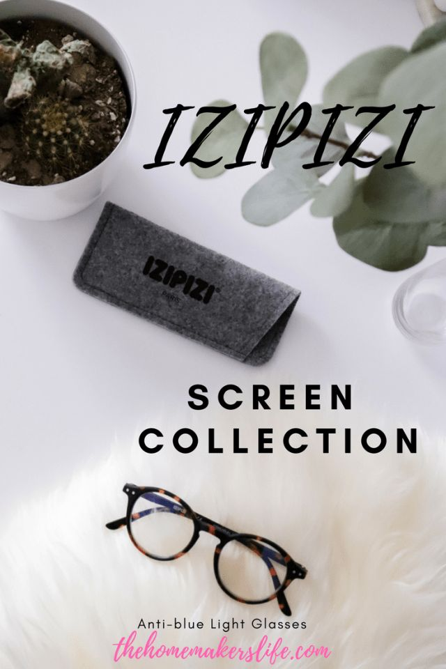 In the past couple of weeks, I felt that not wearing glasses had become less painful than wearing them. My eyes were becoming accustomed to looking at a screen without prescribed glasses.  A couple of weeks ago I was introduced to a Parisian glasses brand called IZIPIZI, a collection of everyday reading, sun and screen glasses.  #izipizi #glasses #lifestyle #thehomemakerslife