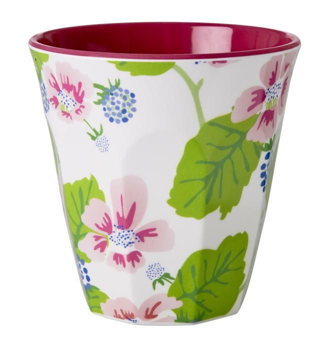 Melamine cup - Blossom & Berries