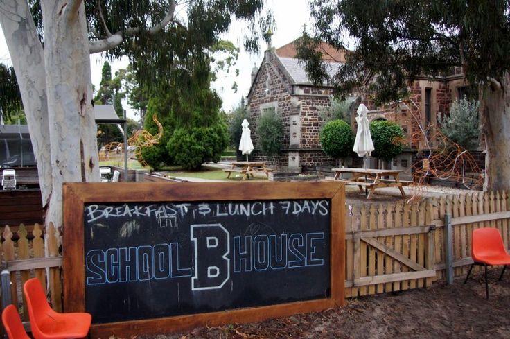 HOT: Brighton Schoolhouse, 15 St Andrews St, Brighton http://tothotornot.com/2015/05/hot-brighton-schoolhouse-15-st-andrews-st-brighton/