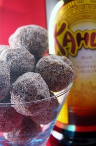 Kahula Balls.. Cant wait to try some!