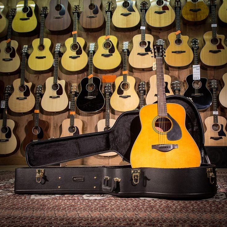 YAMAHA FG180-50TH ANNIVERSARY LTD.  #guitar #guitarra #guitarist #guitars #guitarporn #txirula #txirulamusik #yamaha #yamahaguitars #acusticguitars