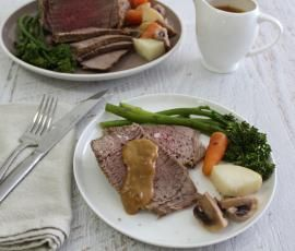 Recipe All-in-one 'roast' beef by Thermomix in Australia - Recipe of category Main dishes - meat