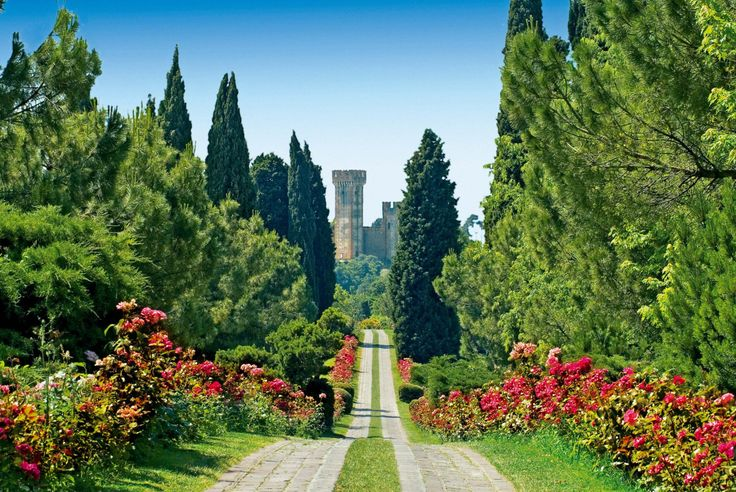 Giardini d'Italia: Giardino Sigurtà, Veneto