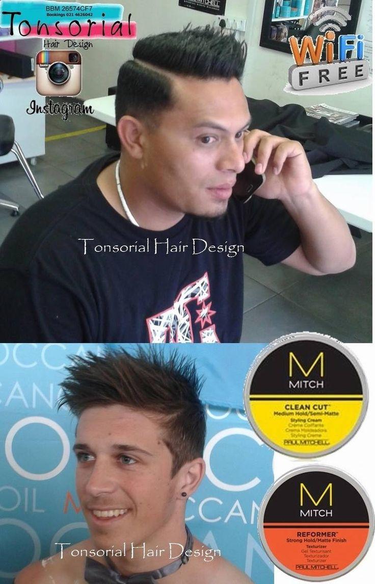 High fashion men #capetown #hair #salon #tourist