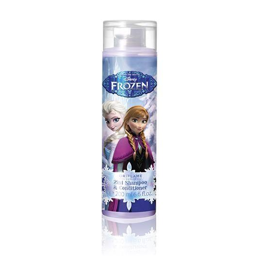 Šampón a kondicionér 2 v 1 Oriflame Disney Frozen